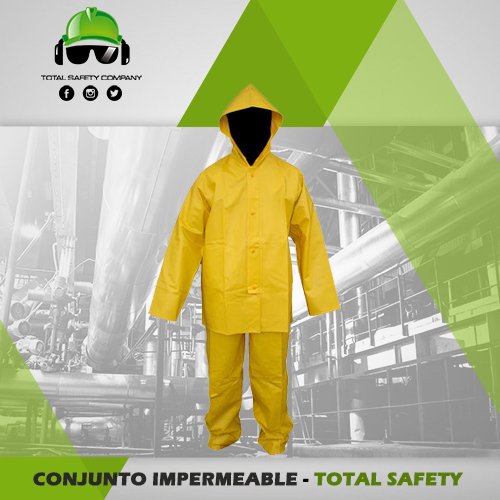 Conjunto impermeable - TOTAL SAFETY